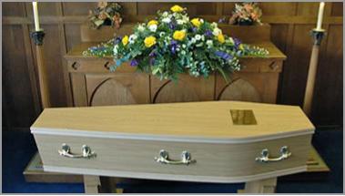 The Gatton coffin