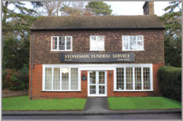 Stoneman Funerals - Crawley Down Office