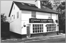Stoneman Funerals - Godstone Office