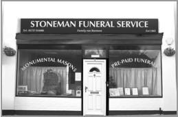 Stoneman Funerals: Tadworth